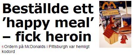 happy heroin